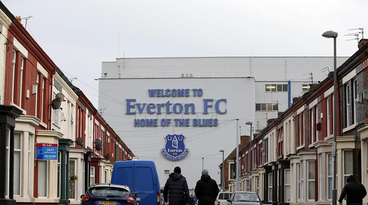 Everton V West Brom at Goodison Park: LIVE