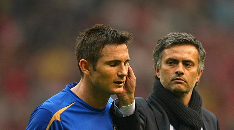 Frank Lampard: Jose Mourinho 'could handle' club of Manchester United's stature