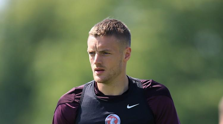Wheel of fortune favours Vardy - he looks set to land an England recall