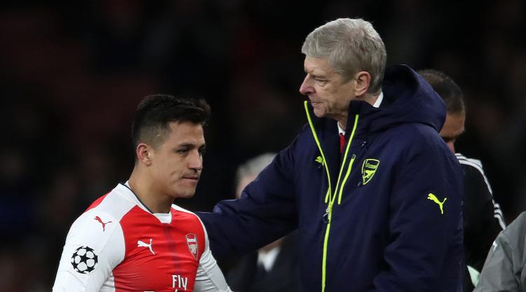 Arsene Wenger firm in belief Alexis Sanchez will remain at Arsenal this summer