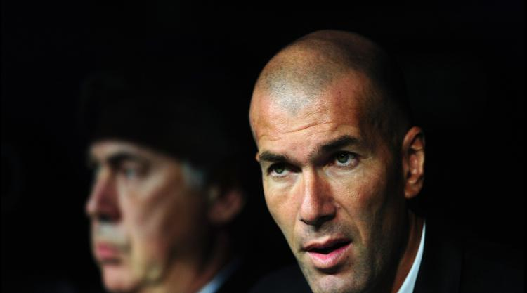 Zidane aims for Real and France hot seats