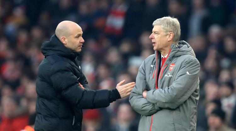 Arsene Wenger regrets pushing fourth official during dramatic Arsenal win