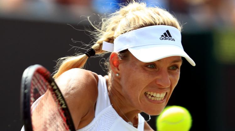Kerber and Williams crash out of Western & Southern Open