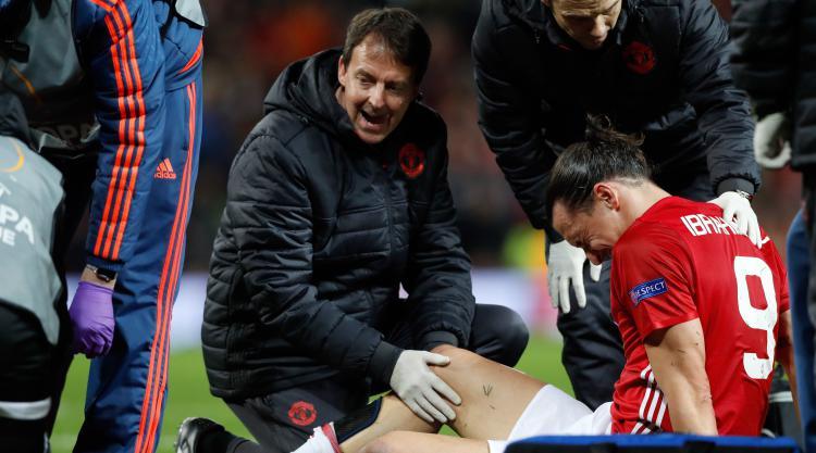 Jose Mourinho fears worst after Ibrahimovic and Rojo