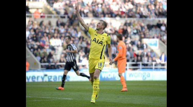 Kane on target in Tottenham win
