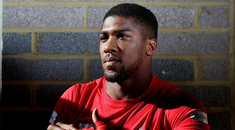 Anthony Joshua open to taking on MMA fighter