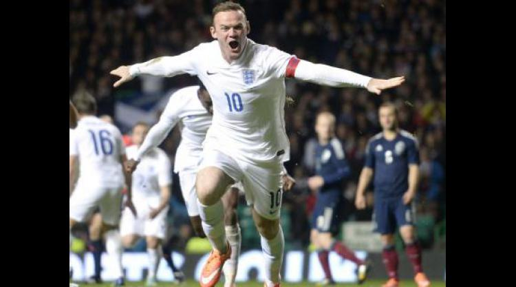 FA plan Wayne Rooney award when he breaks Bobby Charlton England scoring record