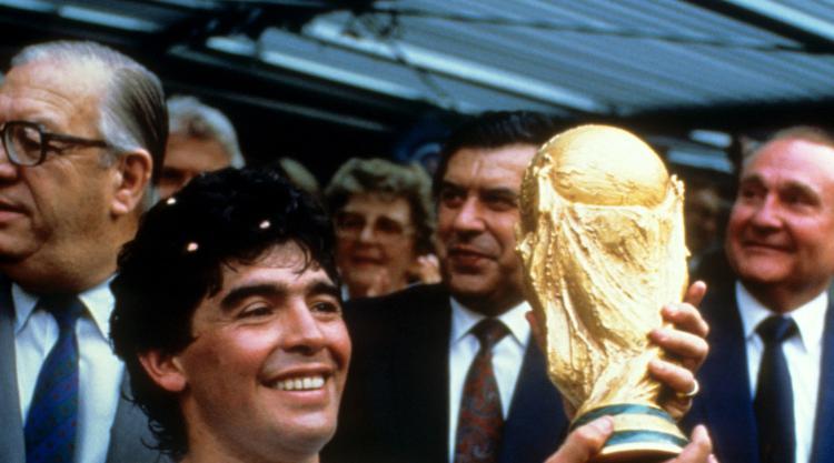 Diego Maradona backs use of VARs in football