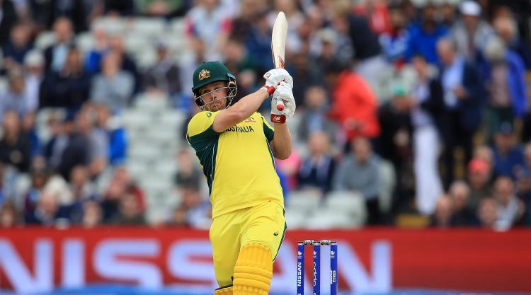 Australia batsman Aaron Finch tweets photo of smashed team bus window