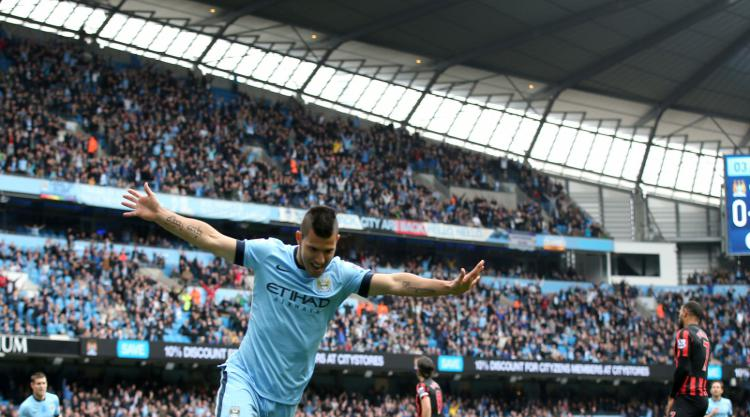 Aguero Happy To Stay At Manchester City Until 2020 – But 'last Word' With Club