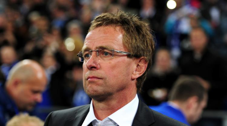 Ralf Rangnick held talks with England in summer but no contact since