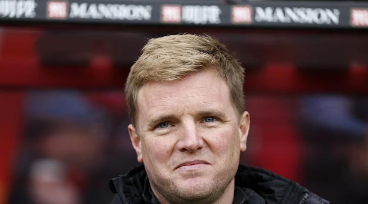 Bournemouth boss Eddie Howe concerned as Cherries' confidence drops