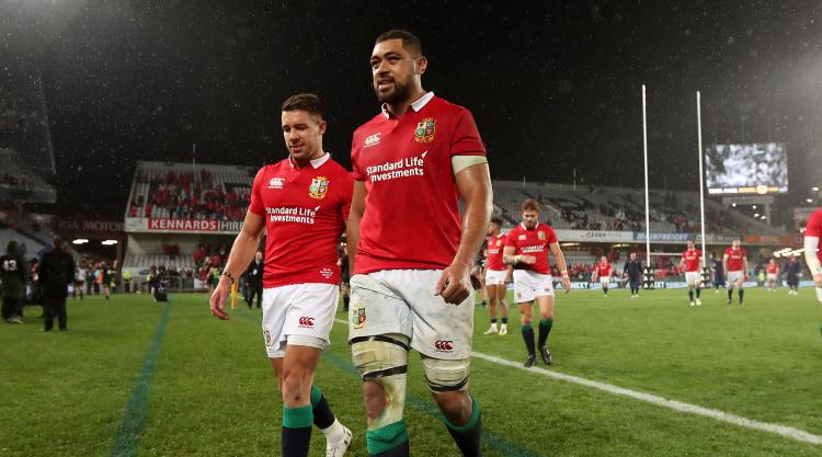 Taulupe Faletau keeps hopes up despite Lions' loss to All Blacks in first Test
