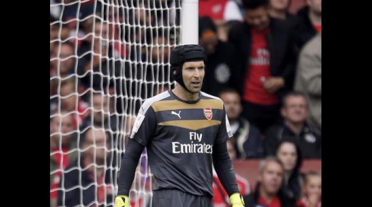 Flamini grateful for Cech 'favour'