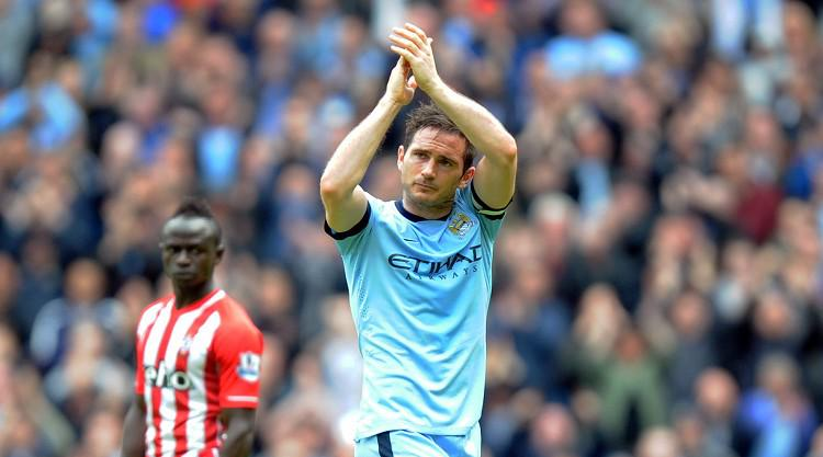 Lampard ready for New York