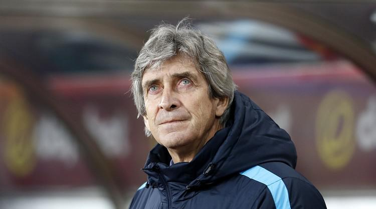 Injury and fixture worries pile up for Manuel Pellegrini