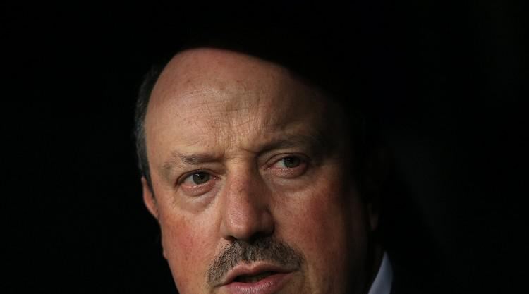 Nervous end for Rafael Benitez as Real Madrid edge victory