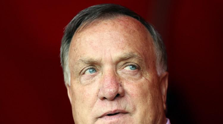 Advocaat has made his mind up about Sunderland future - but will not elaborate
