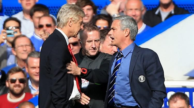 Mourinho backs Arsenal title tilt