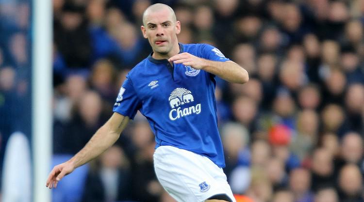 Everton footballer Darron Gibson admits drink-driving crash charges