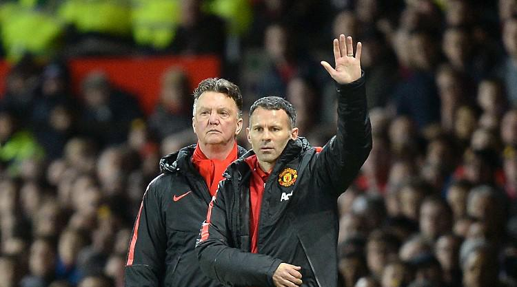 Van Gaal backs Giggs as next boss