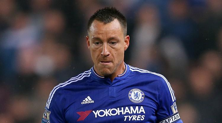 John Terry set to miss Spurs game after injuring ankle on 'dangerous' pitch