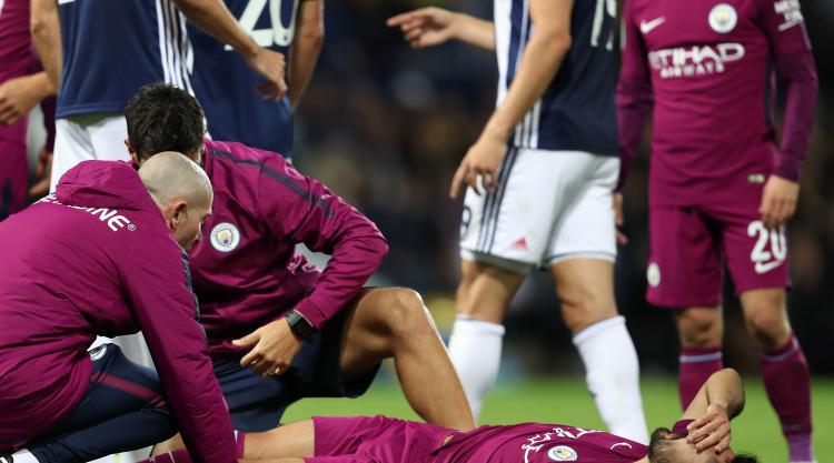 Manchester City boss Pep Guardiola eases fears over new Ilkay Gundogan injury