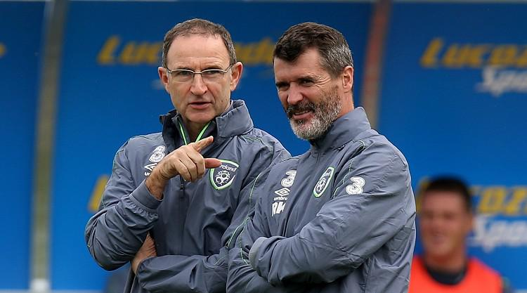 Martin O'Neill wants to see self-belief from his Republic of Ireland side