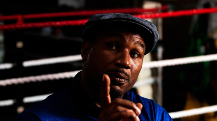 Lewis hopes Joshua can build on British support by realising potential