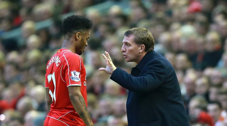 Rodgers calls for Sterling support