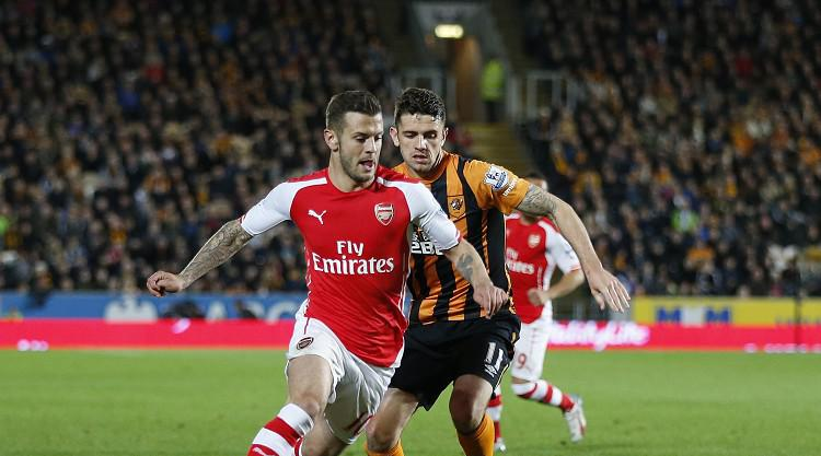 Wilshere keen to set a marker