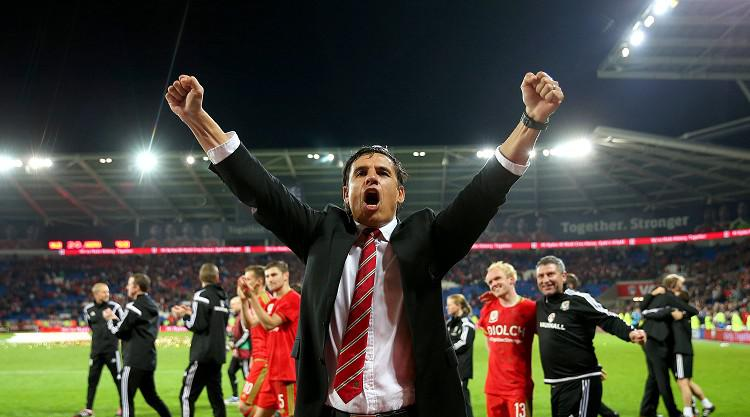 Wales boss Chris Coleman: Players have earned 'golden generation' tag