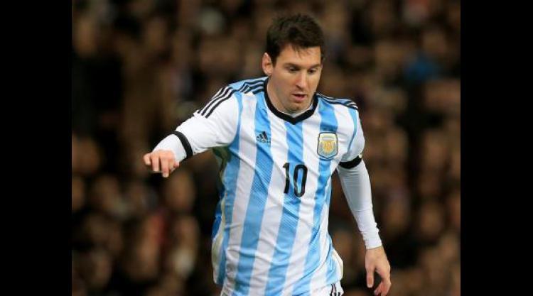 Messi doubtful for Ecuador friendly