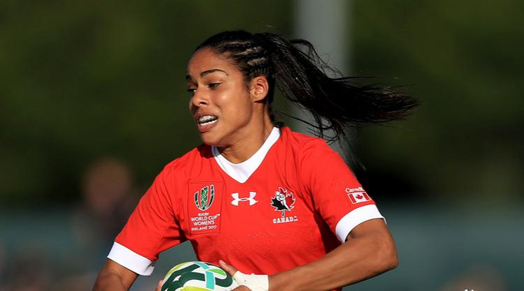 Wales lose out to Canada for second defeat at Women's Rugby World Cup