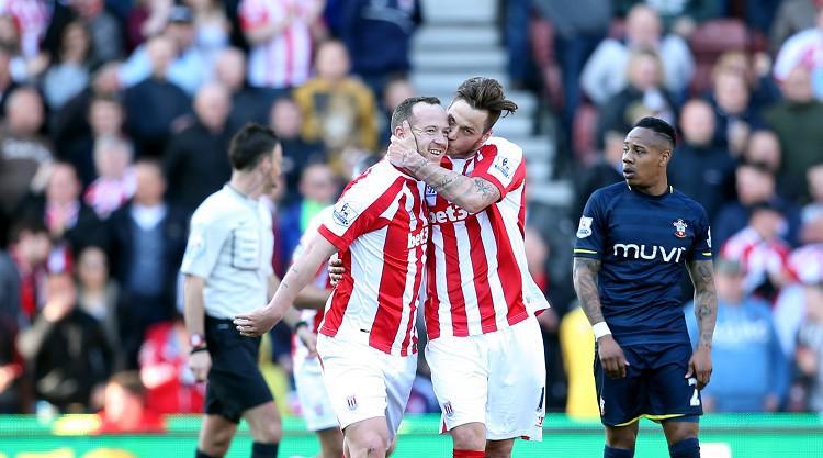 Saints hopes hit by Stoke defeat