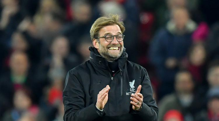 Jurgen Klopp not worried over Liverpool players' enforced inactivity