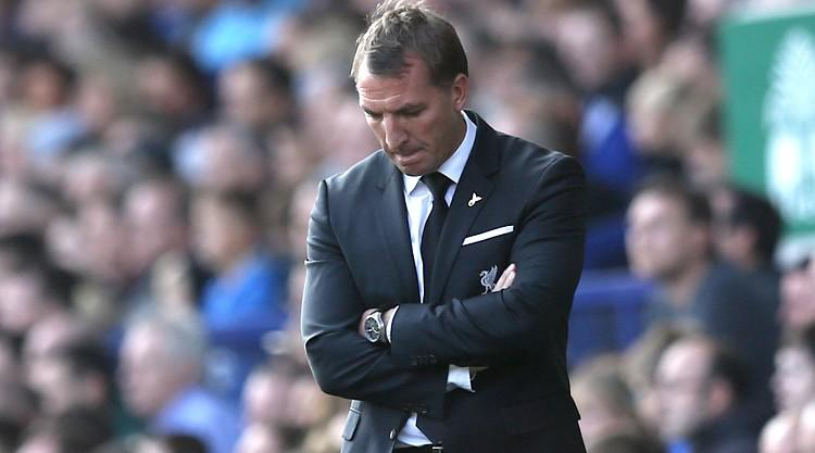 Manager Brendan Rodgers sacked by Liverpool