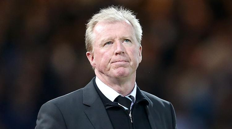 Steve McClaren urges Mike Ashley not to hit the Newcastle panic button