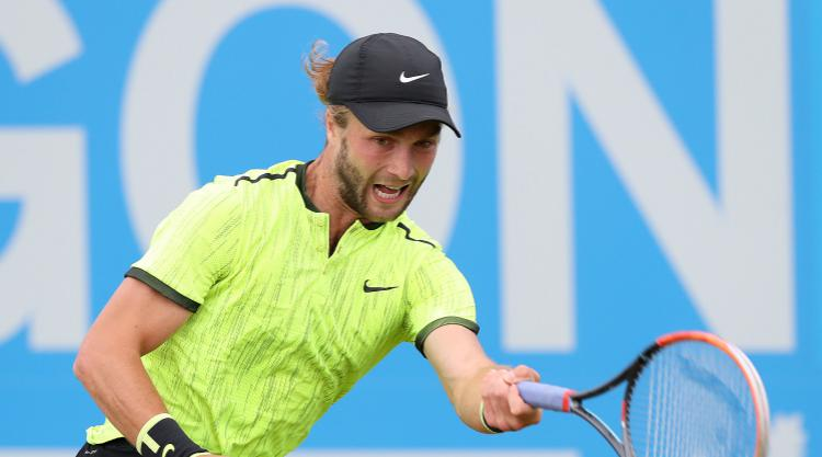 Liam Broady through to the last eight in St Petersburg