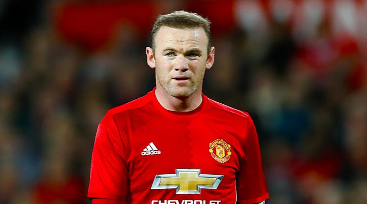 Wayne Rooney's agent in China for talks about possible move - reports