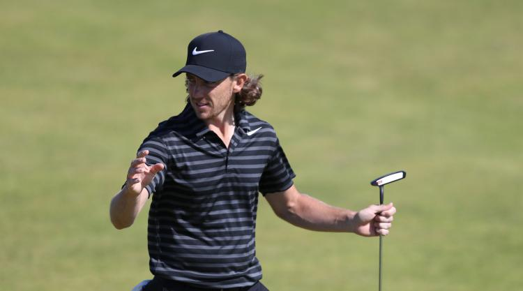 Tommy Fleetwood makes fast start on day two in Dubai
