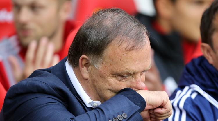 Dick Advocaat quits Sunderland role