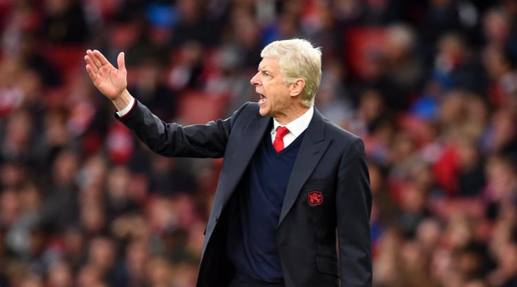 Arsenal hopeful Arsene Wenger stays as manager but won't immediately hold talks