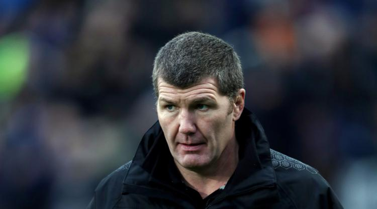 Exeter coach Rob Baxter unimpressed by bonus point win over Sale