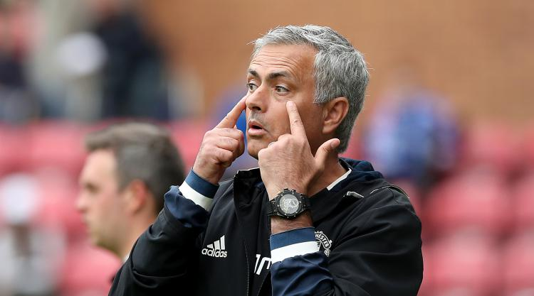 Jose Mourinho not overly concerned by Manchester United's loss to Dortmund
