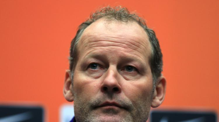 Coach Danny Blind sacked by Holland after defeat to Bulgaria