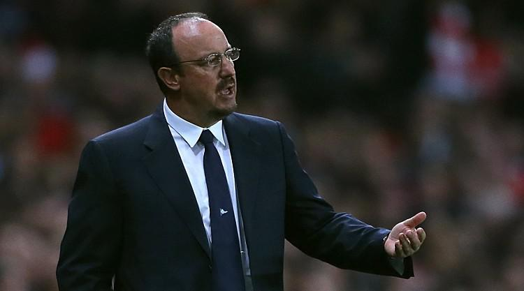 Benitez confirms Napoli departure