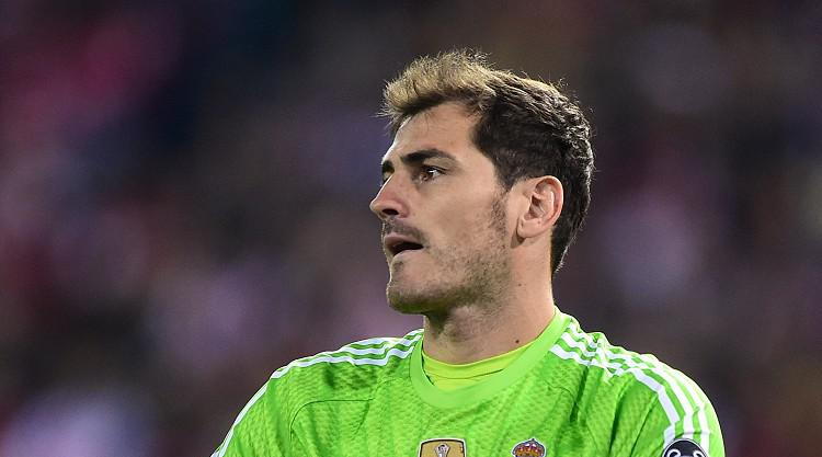 Casillas would welcome De Gea