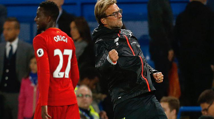 Is there a more passionate manager in the Premier League than Liverpool's Jurgen Klopp?