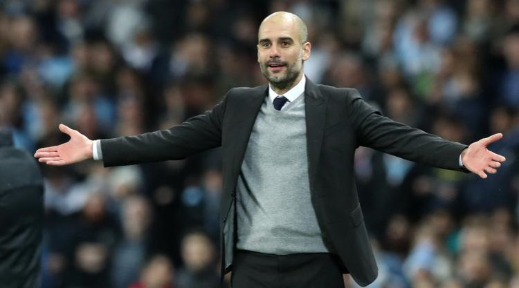 Pep Guardiola pleased after meeting Manchester City owner Sheikh Mansour